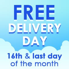 Free delivery day
