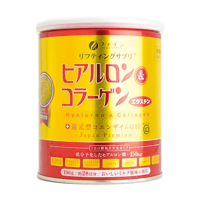 FINE JAPAN Hyaluron & Collagen