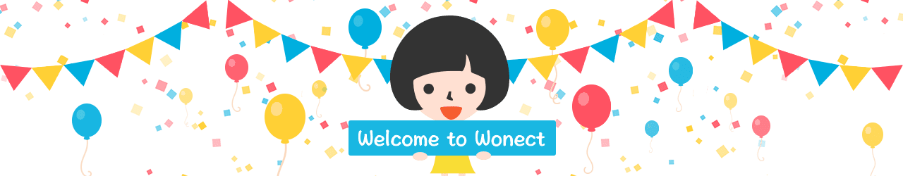 Welcome to Wonect