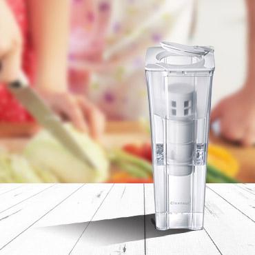 MITSUBISHI RAYON Cleansui Water Purifier Pot CP012-WT