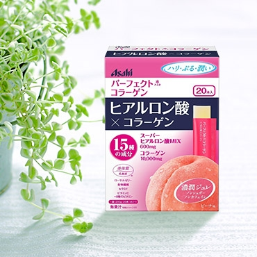 ASAHI Perfect Asta Placenta Hyaluronic Acid Jelly