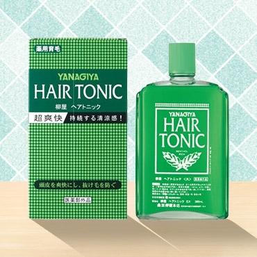 YANAGIYA Hair Tonic Salon-Grade