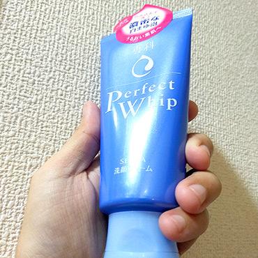 SHISEIDO SENKA Perfect whip 120g