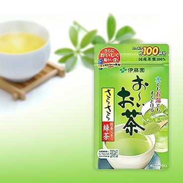 ITOEN Green Tea Powder Macha Blend
